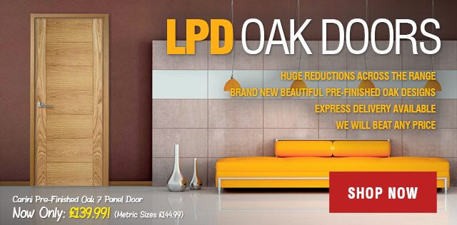 LPD Oak Doors at Low Prices From Leader Doors!