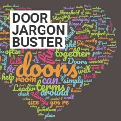 Leader Doors Jargon Buster & Leader Doors | Blog