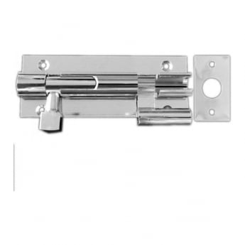 Frelan Hardware 100mm Necked Door Bolt