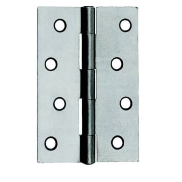 102mm (4'') Butt Hinge Self Coloured (Pair) (DH001135)