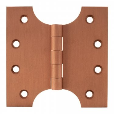 102mm (4'') Parliament Hinge Pair, Urban Satin Copper (APH424USC)