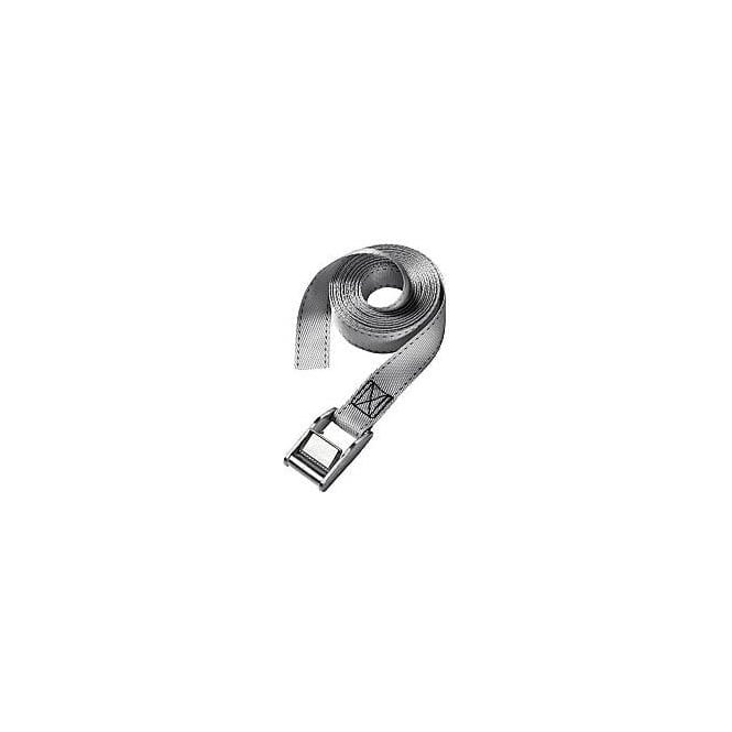 Dale Hardware 5m Grey Lashing Strap With Zamac Buckle