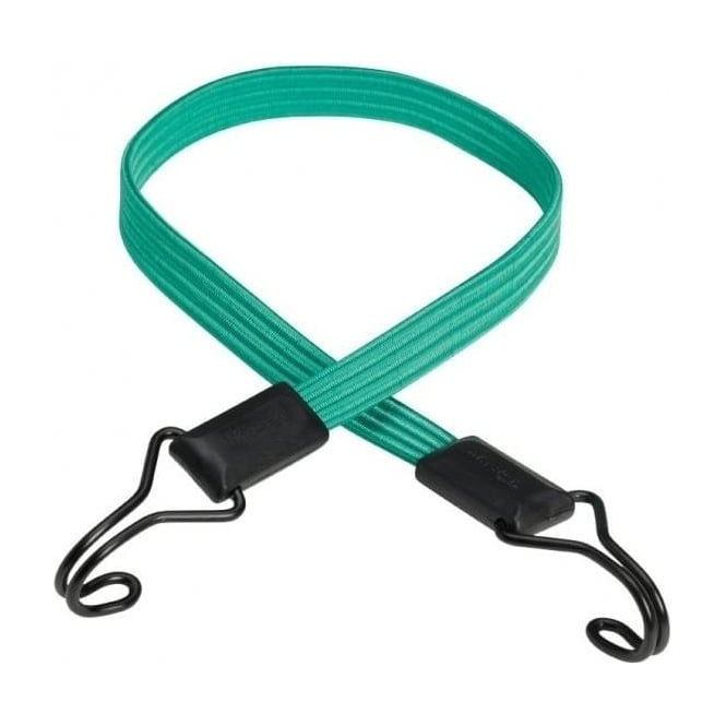Dale Hardware 80cm Green Double Straight Flat Bungee Hook