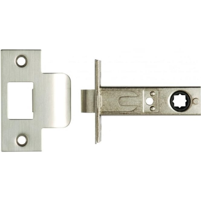 Dale Hardware Arc 57mm Polished Stainless Steel Heavy Duty Backset Latch