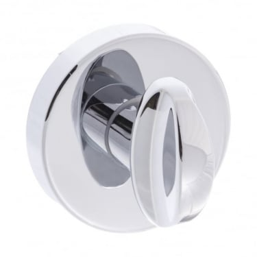 Forme Minimal WC Turn and Release On Round Rose - Polished Chrome (FMRWCPC)