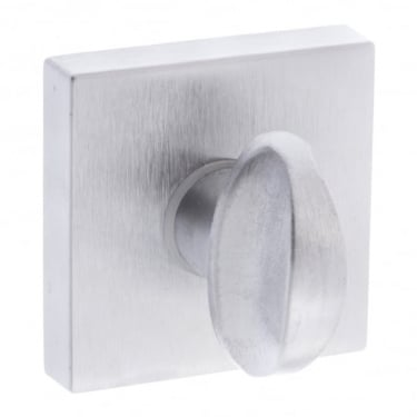 Forme Minimal WC Turn and Release On Square Rose - Satin Chrome (FMSWCSC)