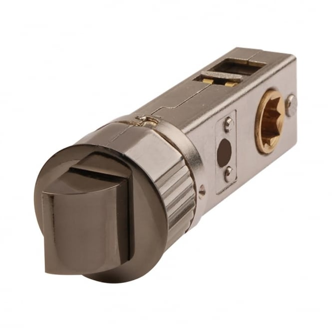 Black Nickel 57mm Passage Smartlatch