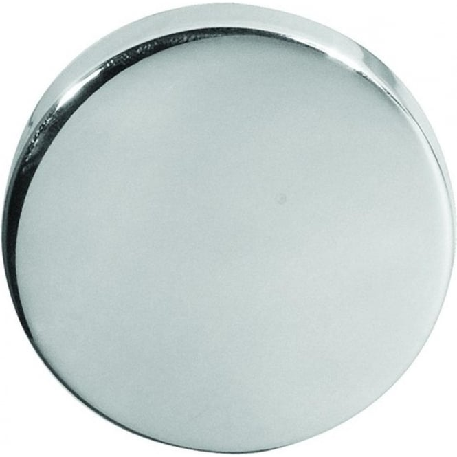 Frelan Hardware Blank JPS14B Polished Stainless Steel Round Escutcheon