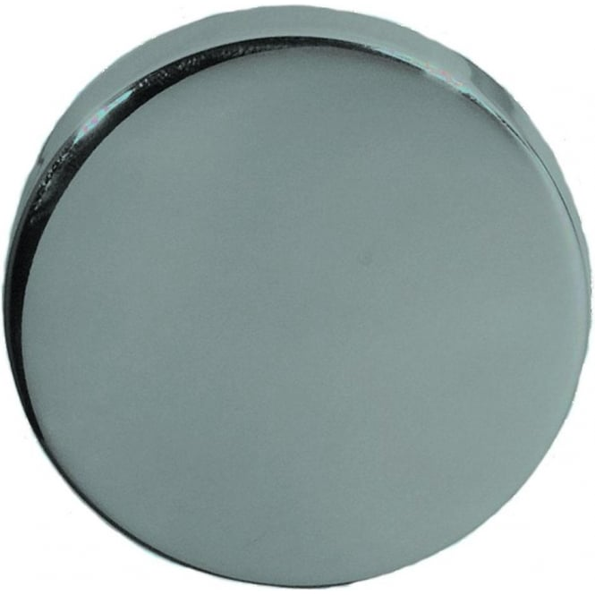 Blank JSS9B Satin Stainless Steel Round Escutcheon
