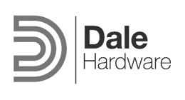 Dale Hardware Argo Satin Nickel/Polished Chrome Lever On Square Rose Handle (DH003670)