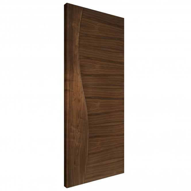 Deanta Cadiz Fully Finished Internal Walnut FD30 Fire Door