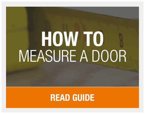 How to Measure a Door | Leader Doors