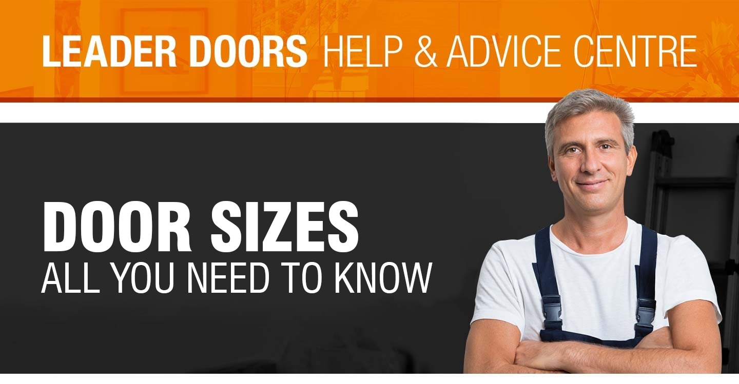 Door Size Guide for Your New Doors
