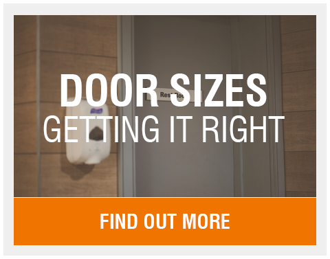 Size Guide for Doors | Leader Doors