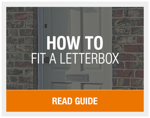 How to Fit a Letterbox | Leader Doors