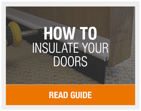 How to Insulate Your Doors | Leader Doors