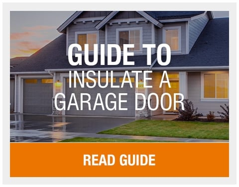 Guide to Insulate a Garage Door | Leader Doors
