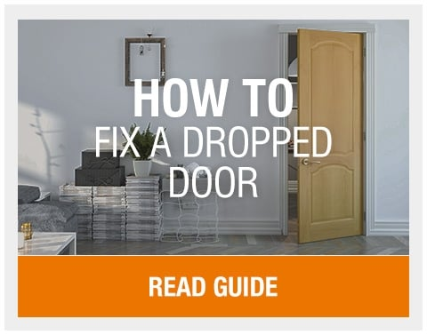 How to Fix A Dropped Door | Leader Doors