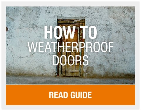 How To Weatherproof Doors | Leader Doors