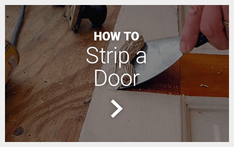 How to Strip a Door | Leader Doors & Technical Help u0026 Advice Centre | Leader Doors