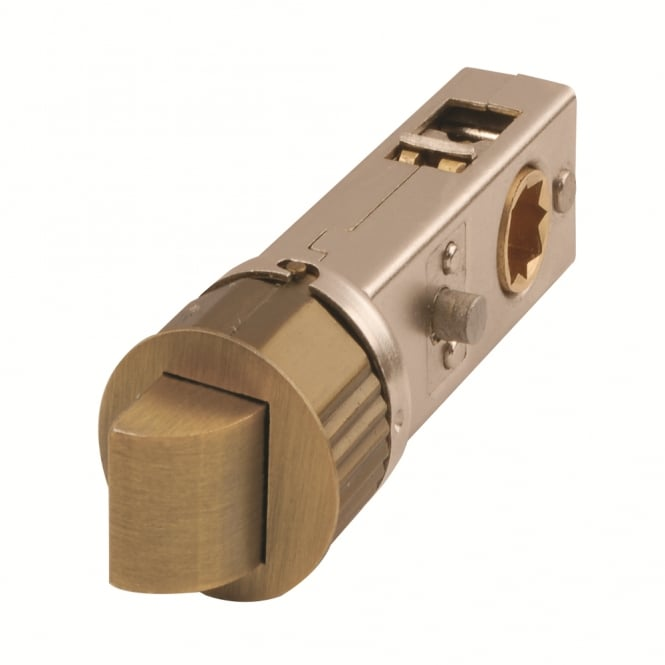 Dale Hardware Antique Brass 57mm Privacy Smartlatch (2296)