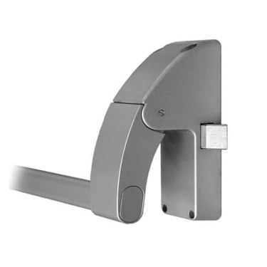 Silver Reversible Panic Latch (SED991/SE)