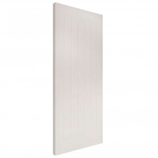 Deanta Ely Internal White Primed Fire Door