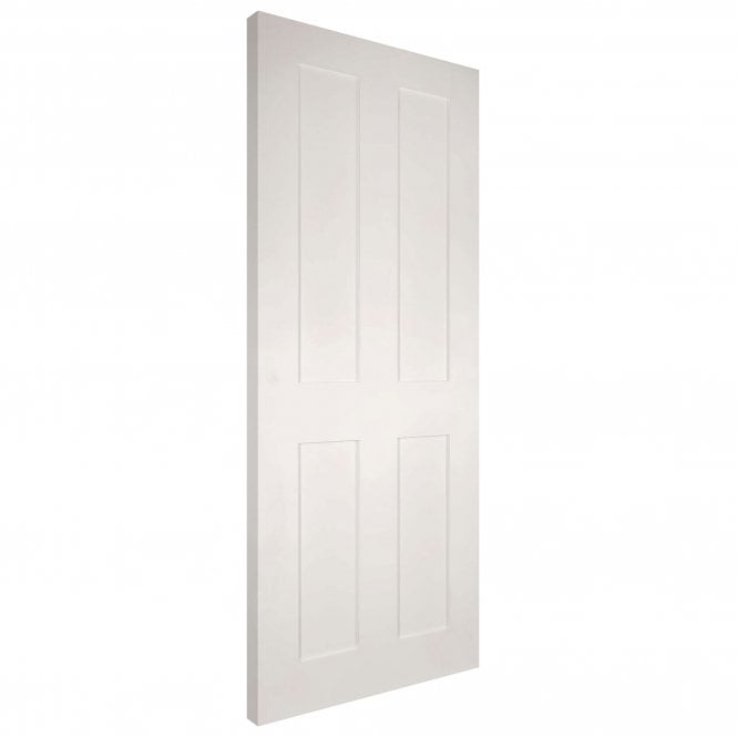 Deanta Eton Internal White Primed Door