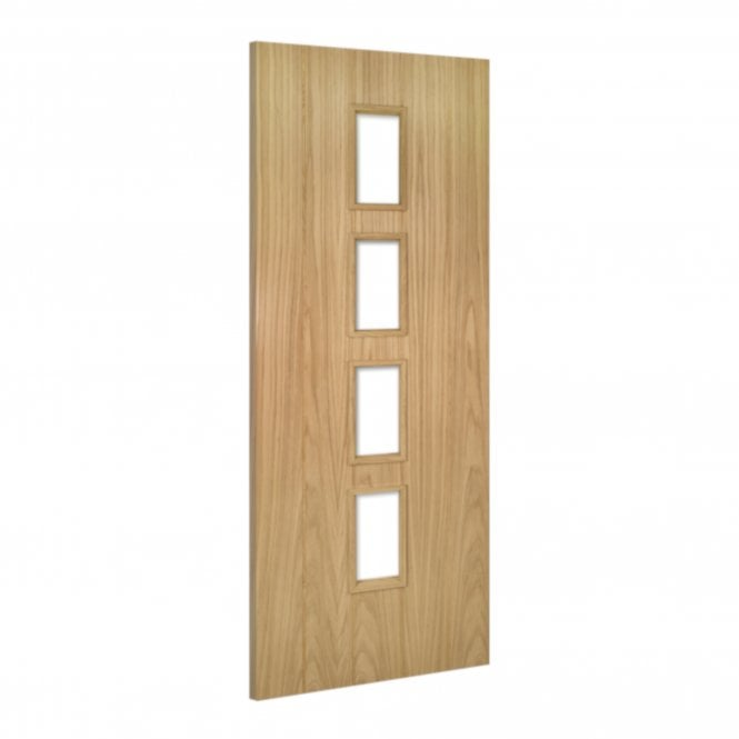Deanta Galway Unglazed Un-Finished Internal Oak Door