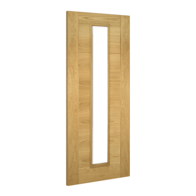 Deanta Seville Unglazed Fully Finished Internal Oak Door