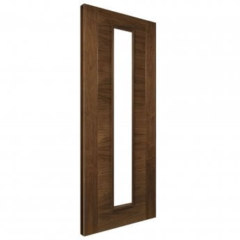 Deanta Seville Unglazed Pre-Finished Internal Walnut FD30 Fire Door