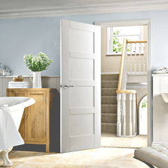 Internal White Doors & Interior Wood Doors | Internal Doors | Leader Doors