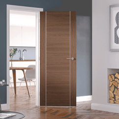 Internal Walnut Doors & Interior Wood Doors | Internal Doors | Leader Doors