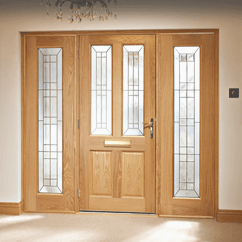 External Oak Doors