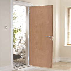 Flush External Doors