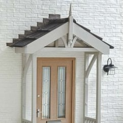External Front Door Porches