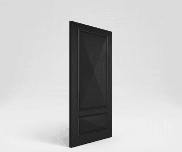 Black Internal Doors