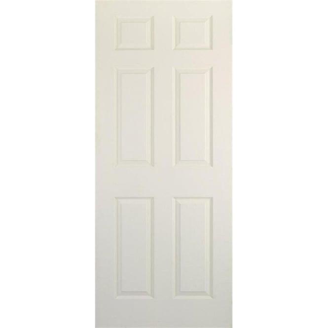Doorsmart Colonist White Primed Fd30 Fire Door Leader Doors