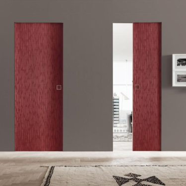 Single Syntesis Sliding Cavity Door System