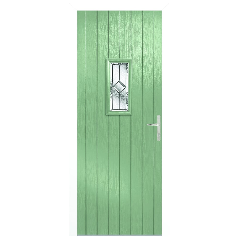 lpd external chartwell composite speedwell door with white. Black Bedroom Furniture Sets. Home Design Ideas
