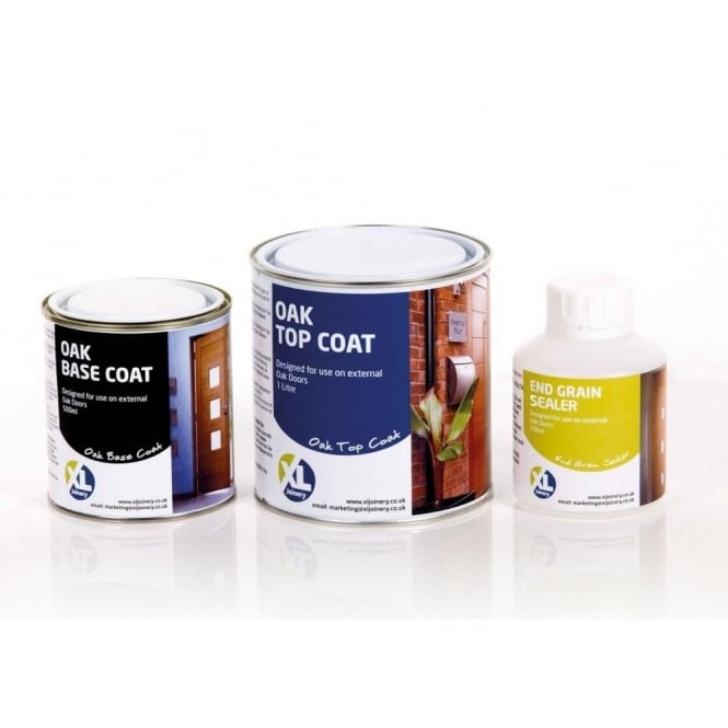 XL Joinery External Door Stain Kit