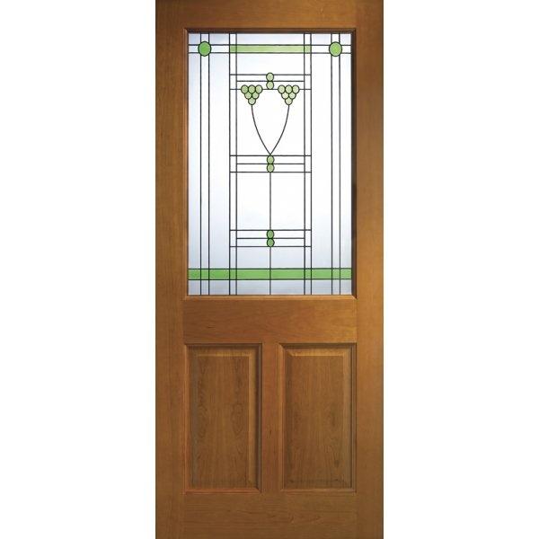 Jeld Wen External Mackintosh Oak Abington Door Leader Stores