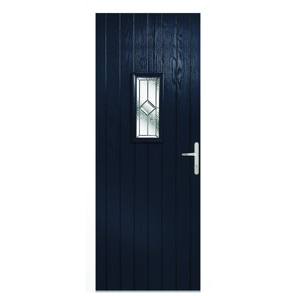 LPD External Blue Pre-Finished Speedwell Glazed Unglazed