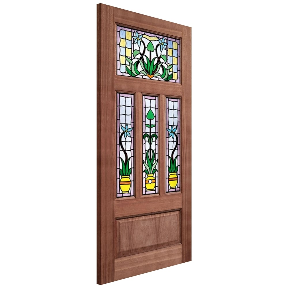 Lpd adoorable kensington hardwood external door leader doors for External hardwood doors