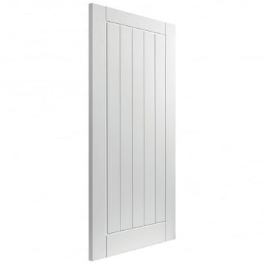 External White Fully Finished Extreme Thames Door (EXTHA)