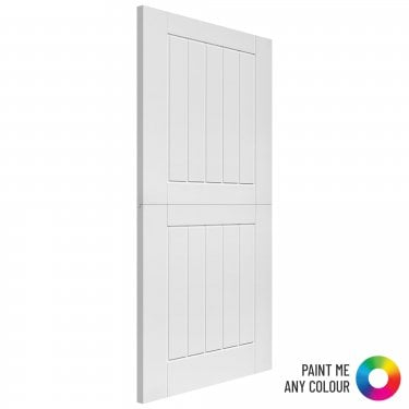 External White Fully Finished Stable Solid Stable Door (EWPSTABLE)