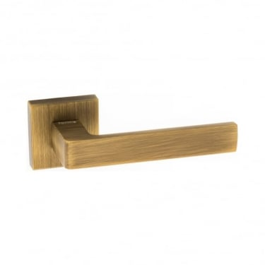 Forme Minimal Asti Designer Lever On Square Rose - Yester Bronze (FMS254YB)