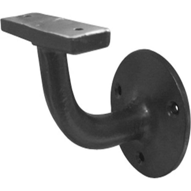 Frelan Hardware Antique Black Handrail Bracket (JAB91)