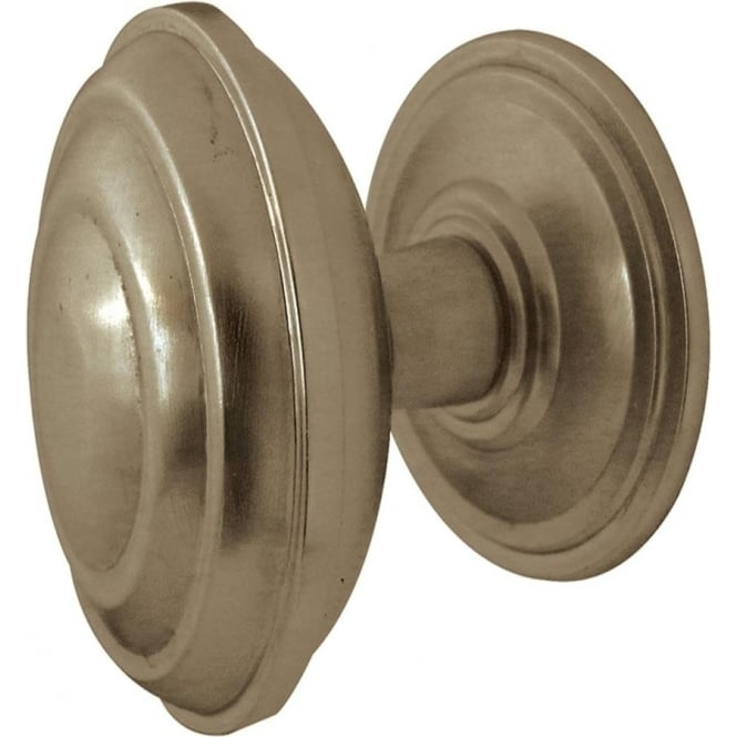 Frelan Hardware Antique Bronze Ronson Mortice Knob (JV65AB)