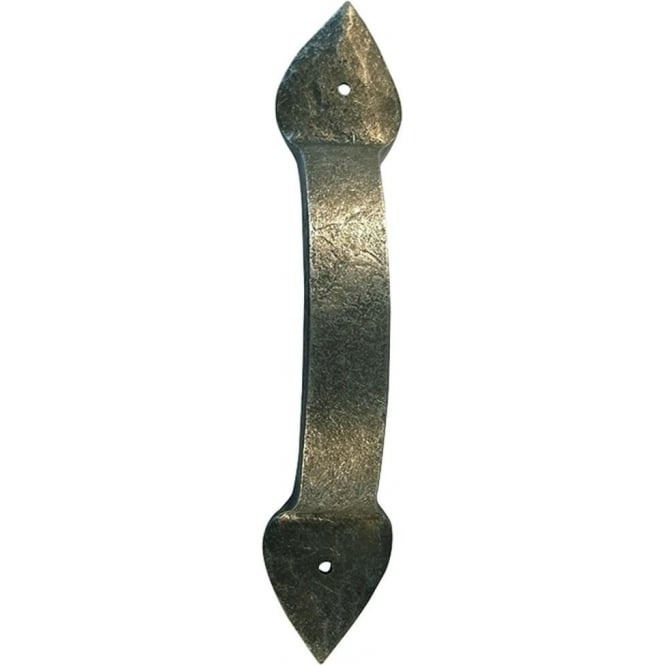 Frelan Hardware Antique Pewter Handforged Pull Handle (HF58)